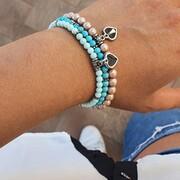 """Con le Perle in vetro di Boemia puoi indossare un gioiello senza tempo che racchiude in sé un tocco di classico e moderno.  🎁 Scopri subito tutte le nostre proposte 🚛 Spedizione Gratis. Scrivi nel carrello """"BENVENUTO"""" e avrai subito uno sconto del 10% da spendere su tutto il sito www.lolinfinity.com"""